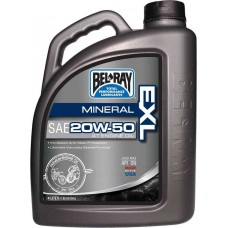 Bel Ray Motor Oil Exl 20w50